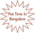 First Time In 